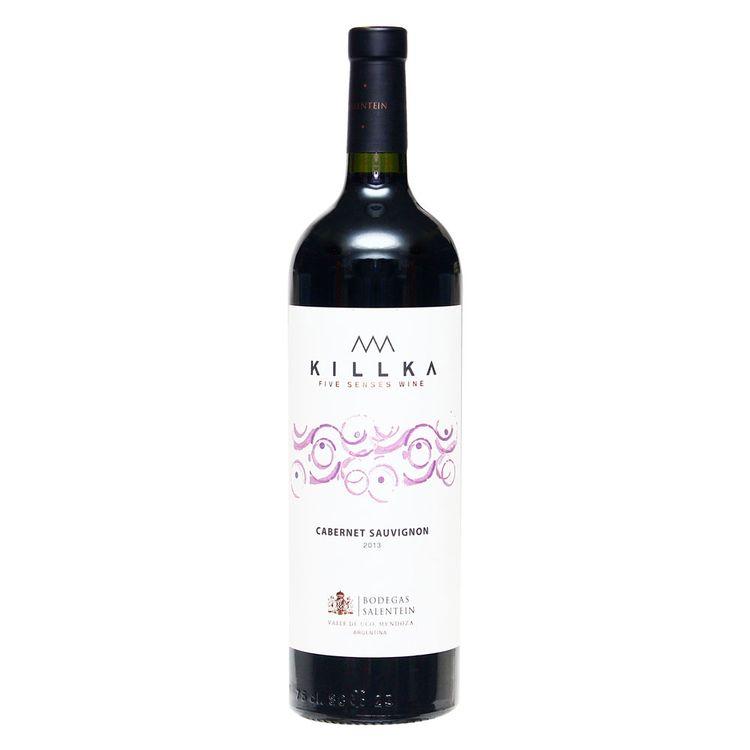 Vino-Tinto-Salentein-Killka-Cabernet-Sauvignon-Botella-750-ml