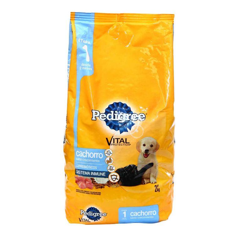 Alimento-para-Perros-Pedigree-Vital-Protection-Cachorro-Etapa-1-Bolsa-2-Kg