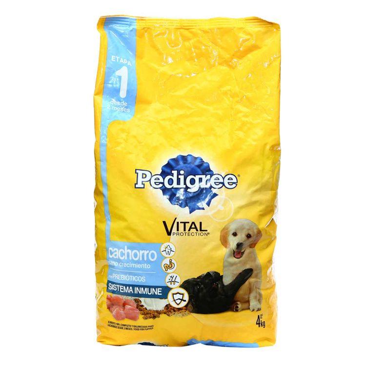 Alimento-para-Perros-Pedigree-Vital-Protection-Cachorro-Etapa-1-Bolsa-4-Kg