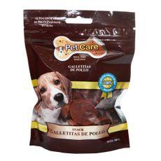 Snack-Galletas-de-Pollo-Pet-Care-Doy-Pack-100-g