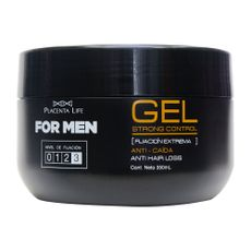 Gel-para-Cabello-Placenta-Life-Fijacion-Extrema-For-Men-Pote-350-g