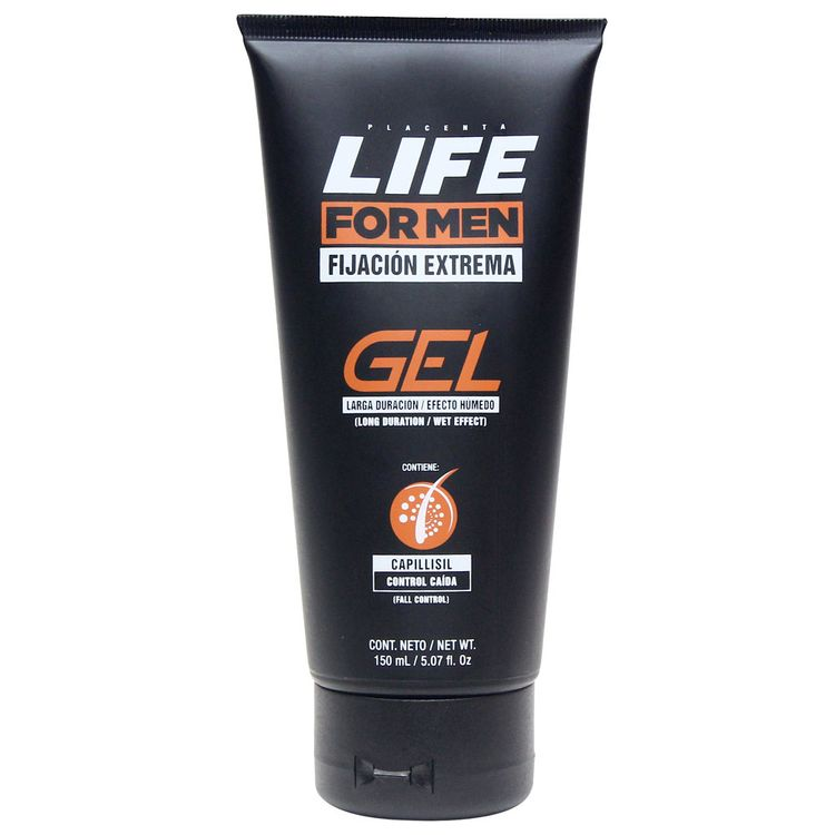 Gel-para-Cabello-Placenta-Life-Fijacion-Extrema-For-Men-Tubo-150-g