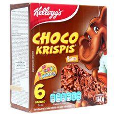 Cereal-en-Barra-Kellogg-s-Choco-Krispis-Caja-6-Unid-x-114-g