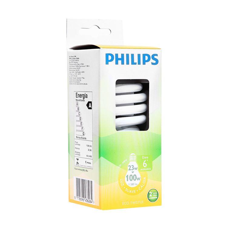 Foco-Eco-Twister-Philips-Luz-Suave-Calida-23W-CDL-E27-220-240V-1PF-6