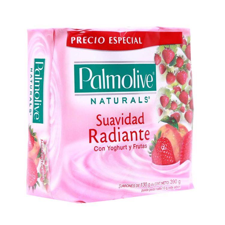 Jabon-en-Barra-Palmolive-Naturals-Suavidad-Radiante-Yoghurt---Fruits-Pack-3-Unid-130-g