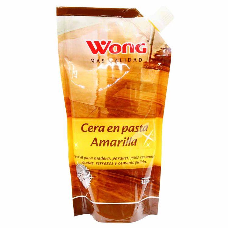 Cera-en-Pasta-Wong-Amarilla-Doy-Pack-330-ml