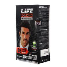 Tinte-para-Hombre-Life-For-Men-Color-Castaño-Oscuro-N°3