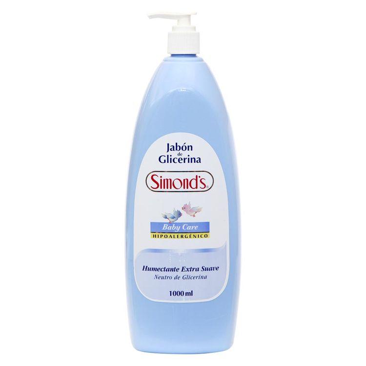 Jabon-de-Glicerina-Humectante-Extra-Suave-Simond-s-Botella-1-L