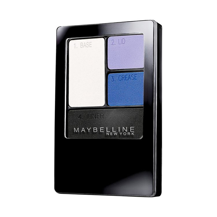 Sombras-x-4-Expert-Wear-Maybelline-Electric-Blue