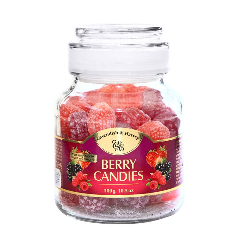 Caramelos-Cavendish---Harvey-Berry-Candies-Frasco-300-g