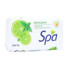 Jabon-en-Barra-Spa-Premium-Menta-Limon-Refrescante-130-g