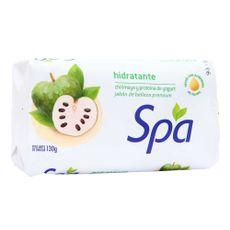 Jabon-en-Barra-Spa-Premium-Chirimoya-y-Proteina-de-Yogurt-Hidratante-130-g