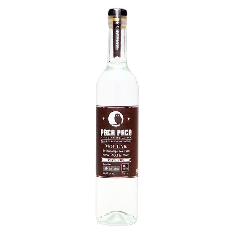 Pisco-Puro-Paca-Paca-Mollar-Botella-500-ml