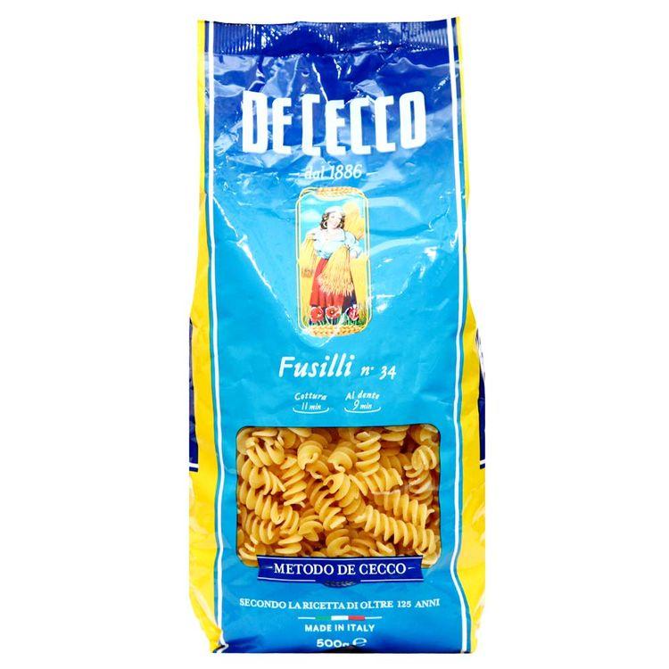 Pastina-Fusilli-Nro-34-De-Cecco-Bolsa-500-g-1-8332