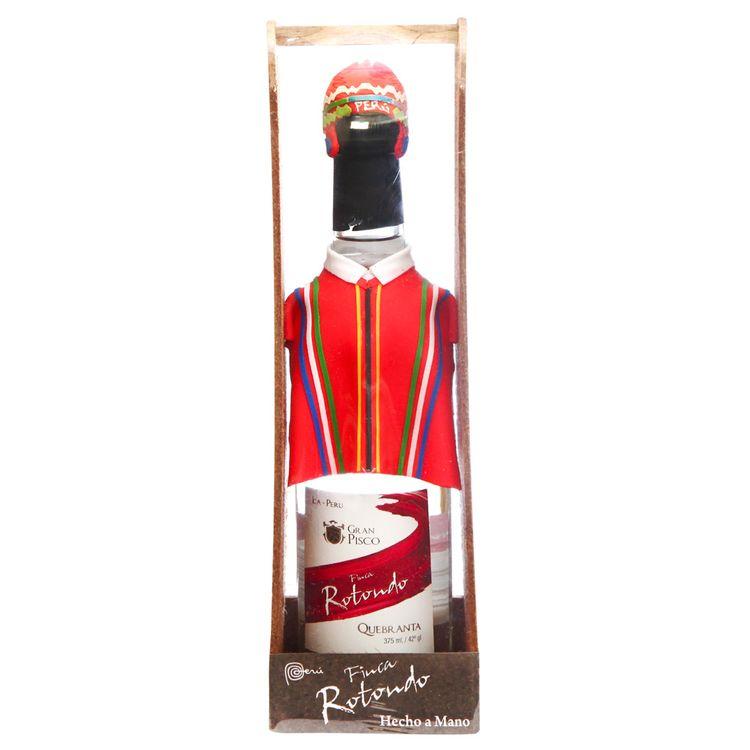 Pisco-Puro-Finca-Rotondo-Quebranta-Botella-375-ml---Traje-Tipico-1-8492
