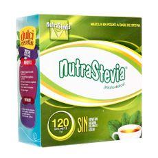 STEVIA-NUTRASTEVIA-CAJA-X-120-SOBRES-NUTRASTEVIA-120SOB-1-33748