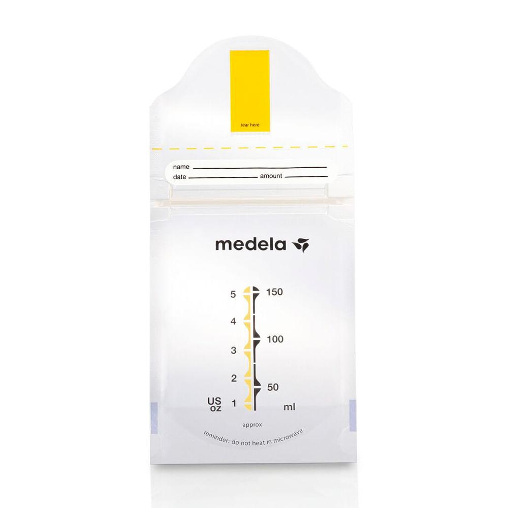 Medela Pump Save Bolsas De Almacenamiento X20 Wong Per  # Muebles Dentales Selecto