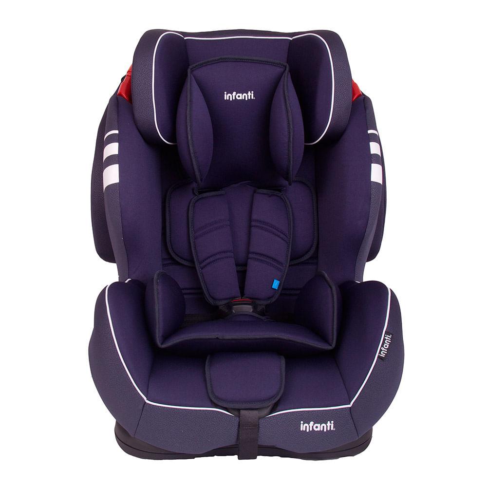 08ef475f9 Infanti Silla de Auto Elite Dark Azul BH12310 - Wong-Peru