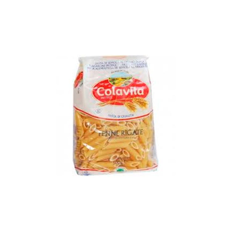 Pastina-Penne-Rigate-Colavita-Bolsa-500-g-1-8333