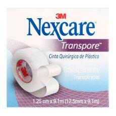 Transpore-Nexcare-Cinta-Plastica-transparente-e-Impermeable-125-cm-X-91-m-1-87187