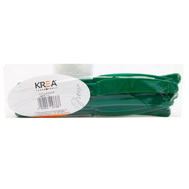 -Cuchillos-Descartables-Krea-Verde-Bolsa-10-Unidades-CUCHILLO-COLOR-VER-1-34598