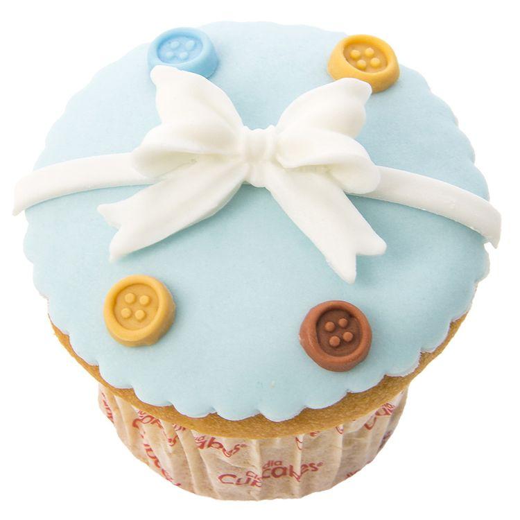 Cupcake-Fondant-Wong-Wellcome-Baby-Lazo-Celeste-x-Unid-1-44318