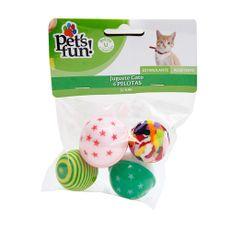 Juguete-para-Gatos-Pet-s-Fun-Pack-de-Pelotas-4-Unidades--Juguete-para-Gatos-Pet-s-Fun-Pelotas-Saltarinas-4-Unidades-1-138365