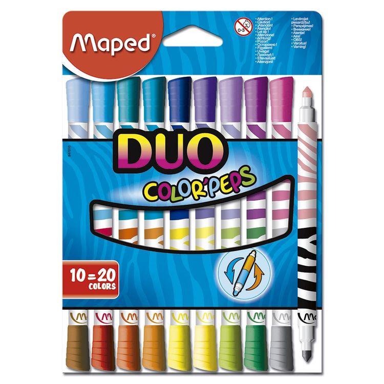 Maped-Plumones-Duo-X10-1-114006