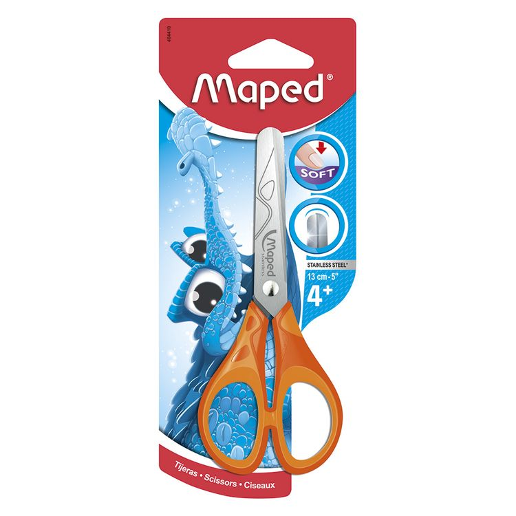 Maped-Tijera-Essential-Naranja-13Cm---Maped-TIJ-ESSENTIAL-13-1-32740