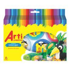 Arti-Creativo-Masa-Ultralight-6X14Gr-Basicos-81052-1-22111