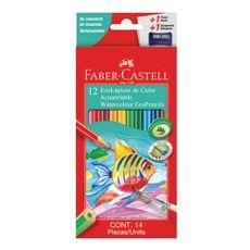 Faber-Castell-Faber-Est-Colores-Acuarelables-12-Pincel-FABER-EST-COLORES-1-18669