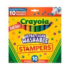 Crayola-10-Plumones-Mini-Sellos-Ultra-Lavables-1-43697