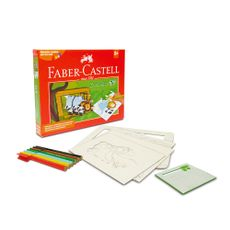 Faber-Castell-Set-Creativo-Zoologico-3D-Faber-1-149801