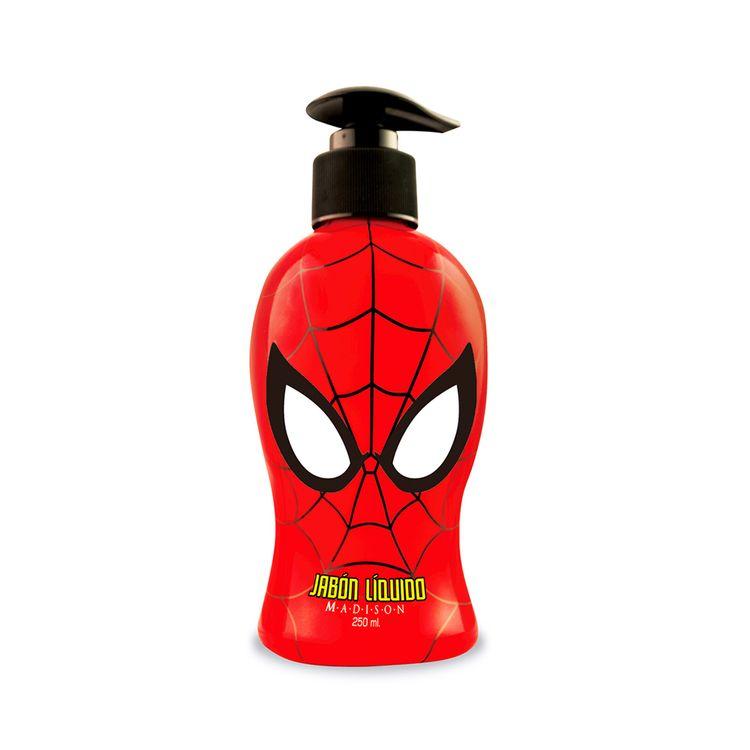 Jabon-Liquido-Spider-Man-Frasco-250-ml-1-88672