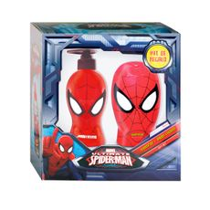 Pack-Shampoo-Cabeza-Spider-Man-Frasco-300-ml---Jabon-Liquido-Spider-Man-Frasco-250-ml-1-32010