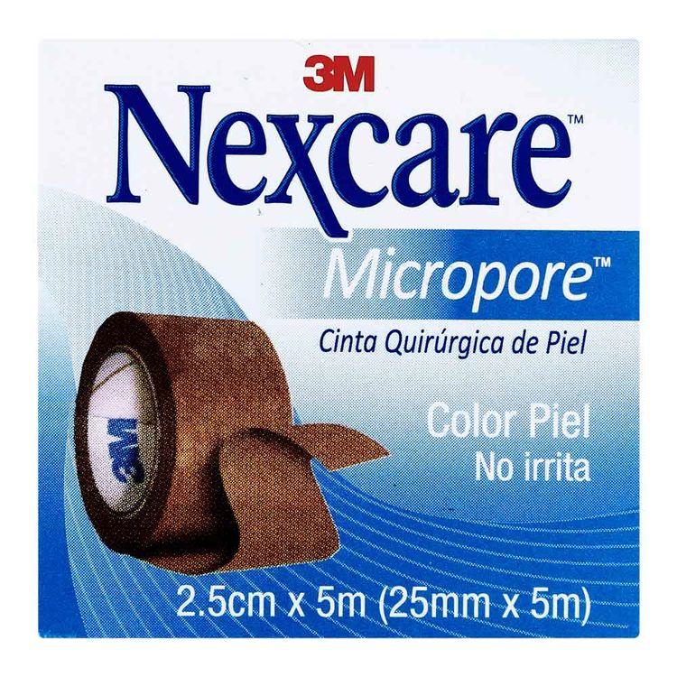 MICROPORE-NEXC-PIEL-25-X-5M-3M-MICROPORE-NEXCPIE-1-87193