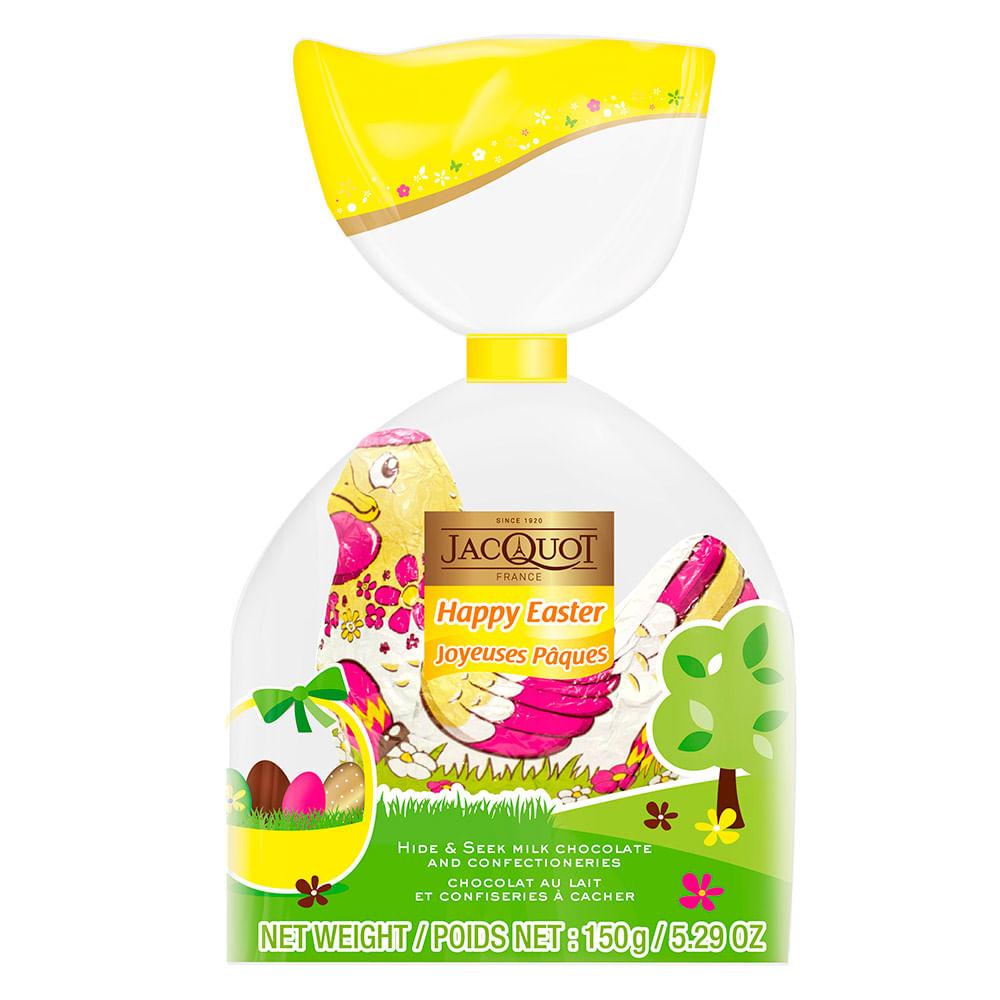 huevo de pascua con gallina jacquot contenido 150 g huevpasc gall150g electrodomesticos pascua - Electrodomesticos Pascua
