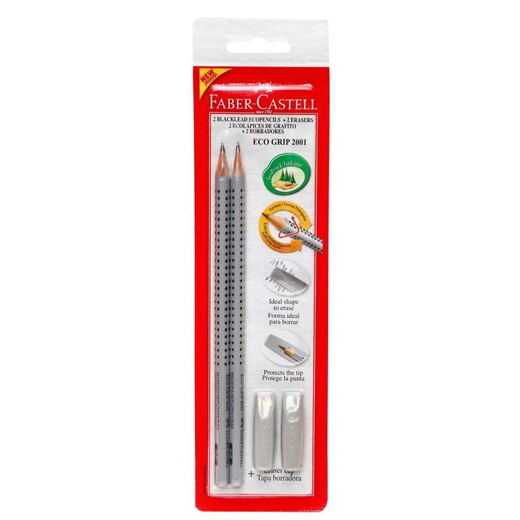 Faber-Castell-Bl-Lap-Gri-2001X2-Bor-Grisx2-1-22181