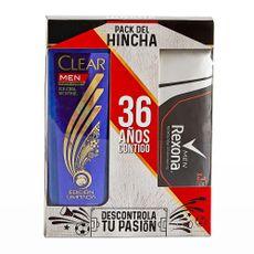 Pack-Clear-Men-Ice-Shampoo-Frasco-400-ml---Jabon-Rexona-125-g-1-1657820