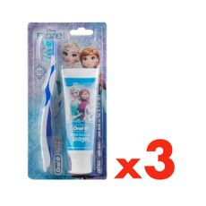 Crema-Dental-Oral-B-75-ml---Cepillo-Frozen-Pack-3-Unidades-1-7020349