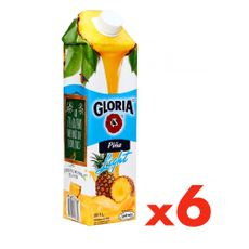 Jugo-Gloria-Piña-Light-Pack-6-Unidades-de-1-Litro-c-u-1-8878806