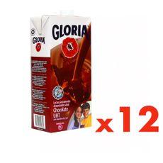 Leche-UHT-Gloria-Chocolatada-Pack-12-Unidades-de-1-Litro-c-u-1-8878754