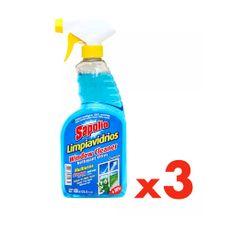 Limpiador-De-Vidrios-Sapolio-Gatillos-Pack-3-Unidades-de-650-ml-c-u-1-8731955