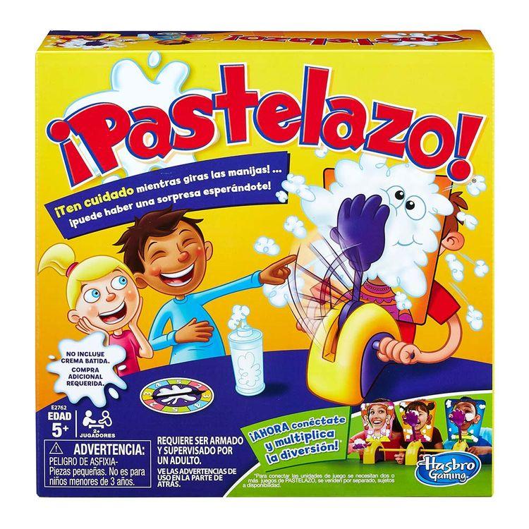 Hasbro Gaming Pastelazo En Cadena Wong Peru Wong Peru
