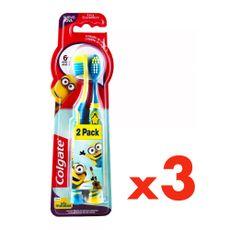 Cepillo-Colgate-Smiles-6--Años-Minions-Pack-3-Bipacks-1-11992573