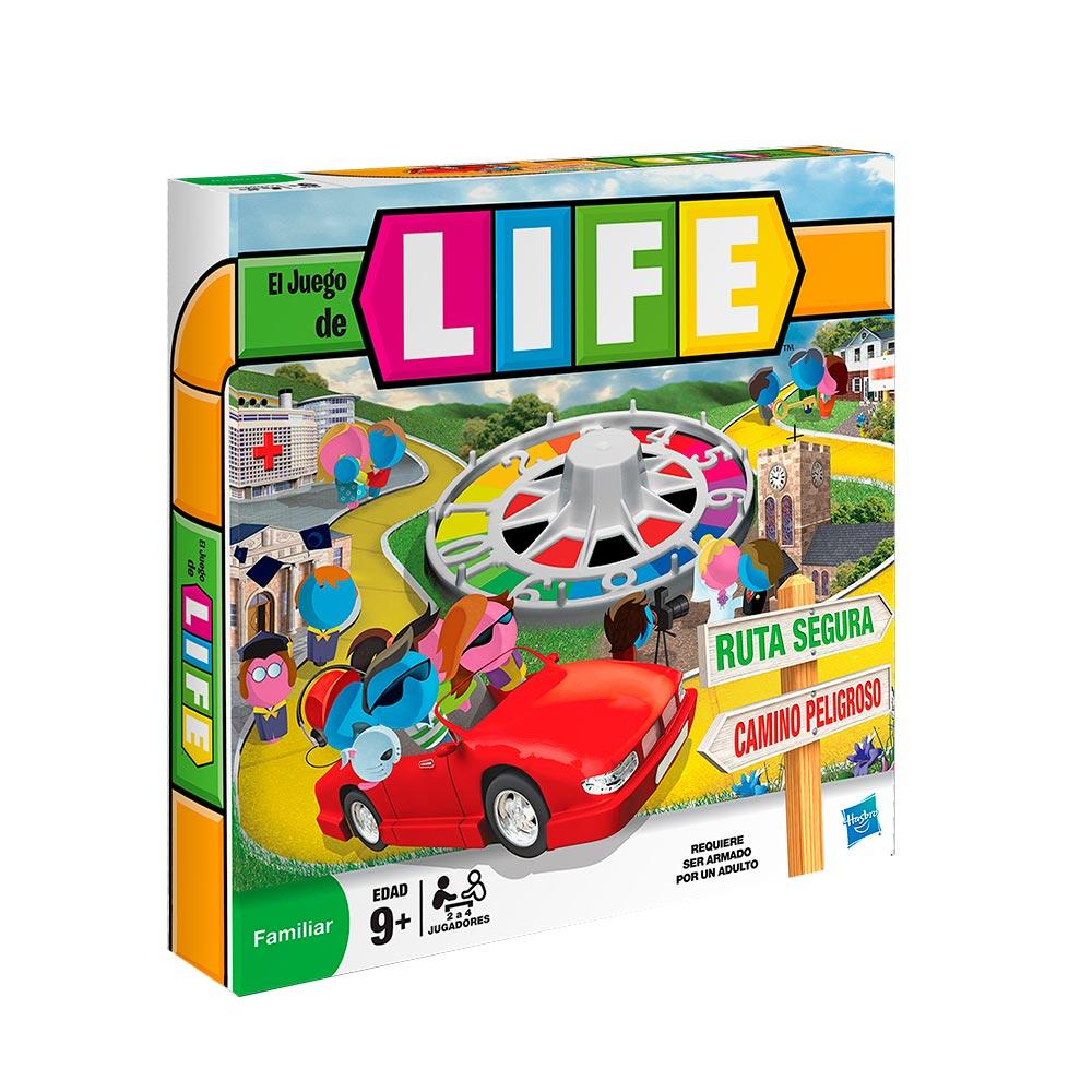 Hasbro Gaming Life El Juego De La Vida Wong Peru Metro Peru