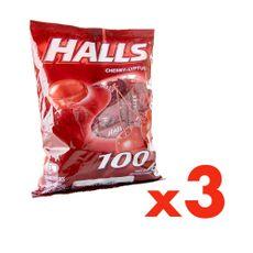 Caramelo-Cherry-Lyptus-Halls-Pack-3-Bolsas-de-100-unidades-c-u-1-7020262