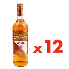 Ron-Cartavio-Añejo-Superior-Pack-12-Botellas-de-750-ml-c-u-1-13045509