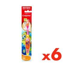 Cepillo-Dental-Colgate-Smiles-De-2-5-Años-Barbie-Pack-6-Unidades-1-11992482