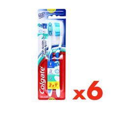 Cepillo-Dental-Colgate-Triple-Accion-Medio-Pack-6-Unidades-1-11992484